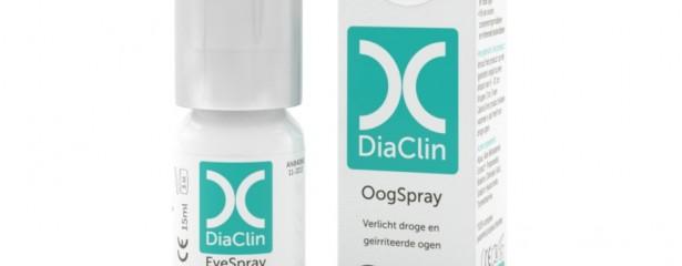 DiaClin OogSpray