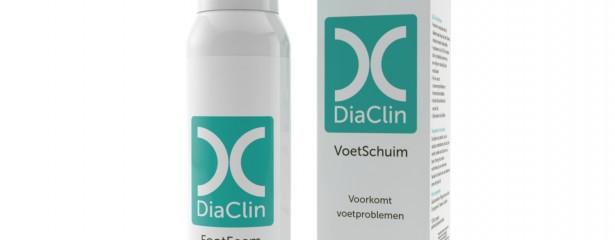 DiaClin VoetSchuim