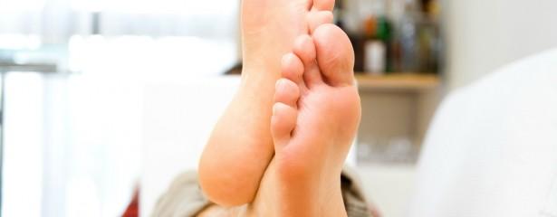 DiaClin VoetSchuim droge voeten