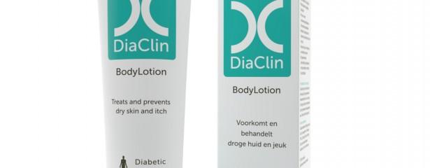 DiaClin BodyLotion droge huid